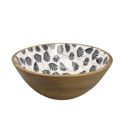 Saladier en bois de manguier Komae 3000 ml