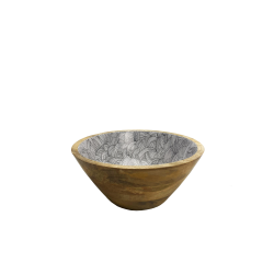 Saladier en bois de manguier Komae 1230 ml